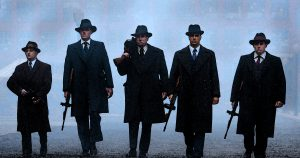 MOB GUNS MOBSTERS Thompson TOMMY GUNS GANGSTERS