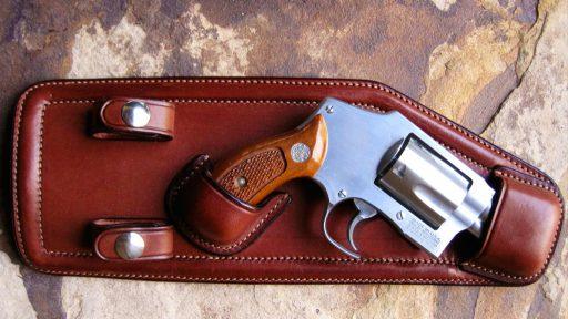 MOB GUNS S.D. Myres Fitz Detective Wonder Holster