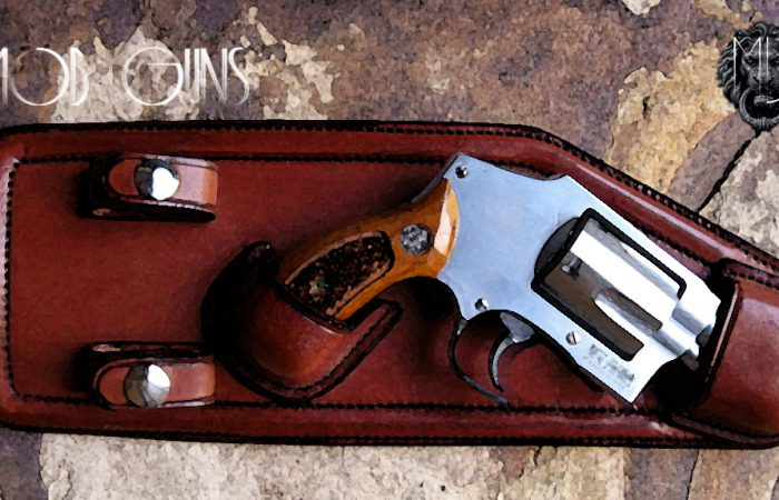 MOB GUNS Applegate SD Meyers Wonder Holster background