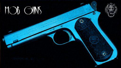 MOB GUNS BIG AL background