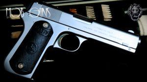 """MOB GUNS """"BIG AL"""" Colt 1903 Sporting Satin"""