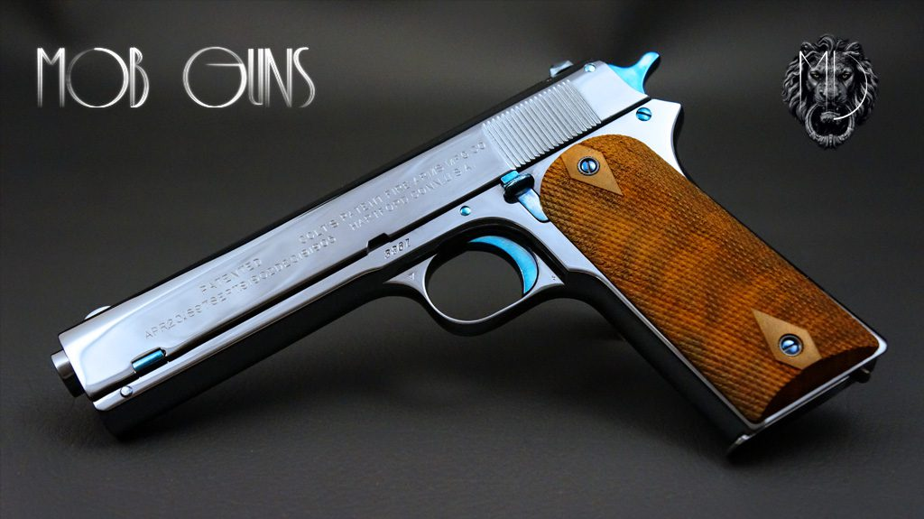 Alternative MOB GUNS COLT 1905 MILITARY 45 ACP