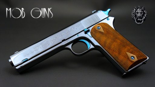 "MOB GUNS ""BIG AL"" Colt 1905 Military 45 Blue"