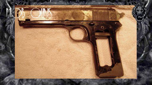 """MOB GUNS """"BIG AL"""" Colt 1905 Military 45 RESTORATION"""