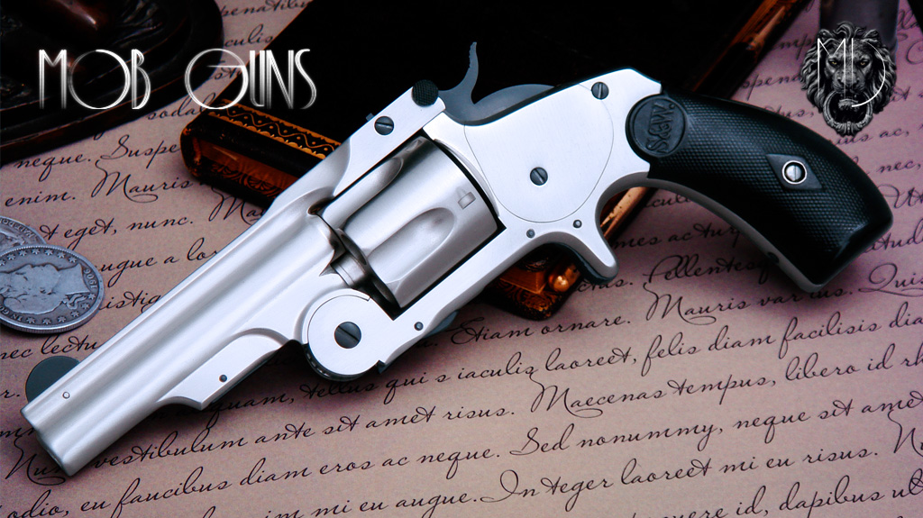 MOB GUNS S&W Baby Russian Satin