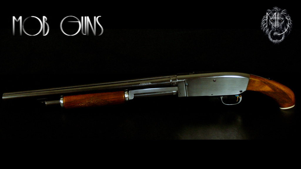 MOB GUNS 1927 Stevens 620 12 gauge Take-down Sawn-Off