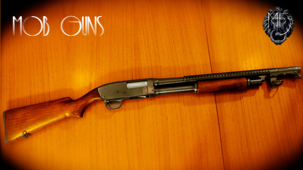 MOB GUNS 1927 Stevens 620 12 gauge Take-down Trench