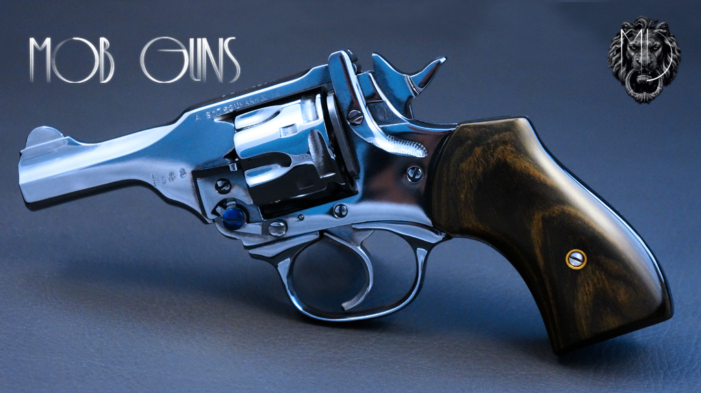 MOB GUNS Baby Webley Mk IV