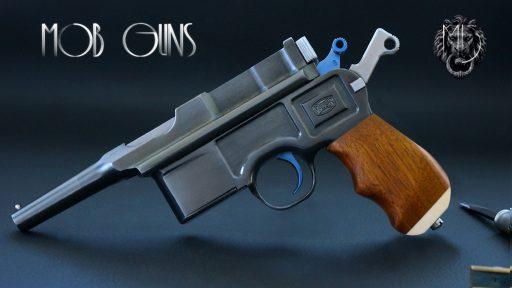 Baby Broomhandle Mauser C96